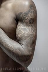 Abdhul Sacred Geometry Sleeve Tattoo Thomas Hooper Tattooing_3