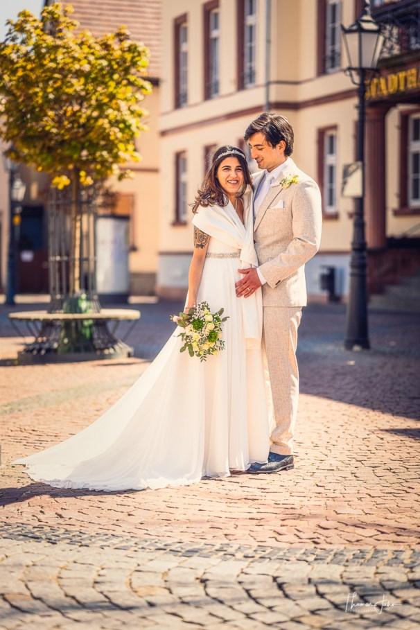 Hochzeit in der Schöfferstadt Gernsheim