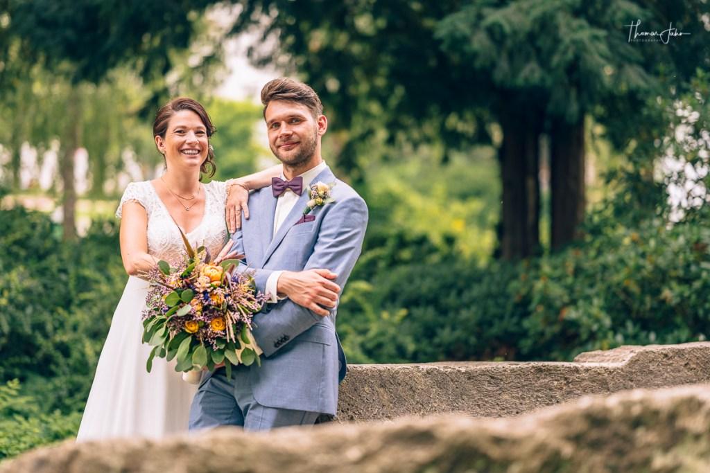 Brautpaar, Hochzeitsfotos