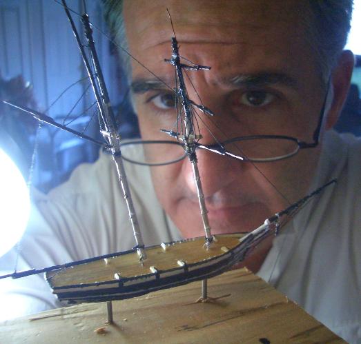 Assembling ship