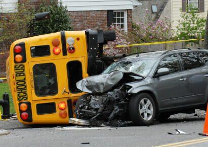 1 Dead, 16 Hospitalized in Las Vegas School Bus Crash - Thomas J  Henry