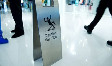 slip & fall premises liability