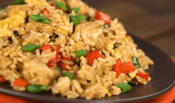 frozen chicken fried rice recall