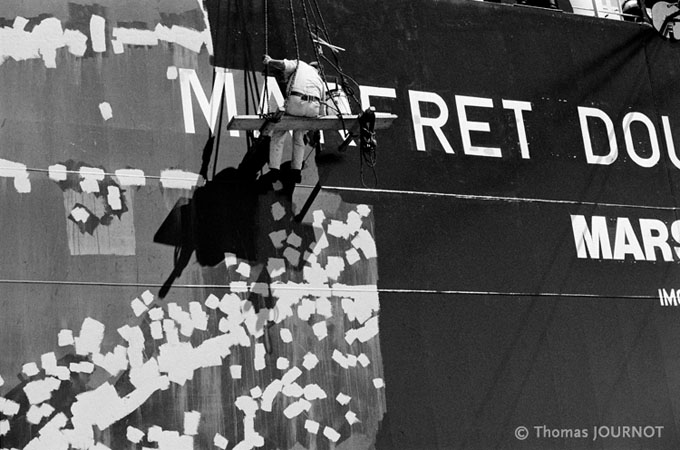 cargo marin conteneur