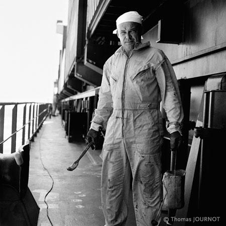 portrait seaman
