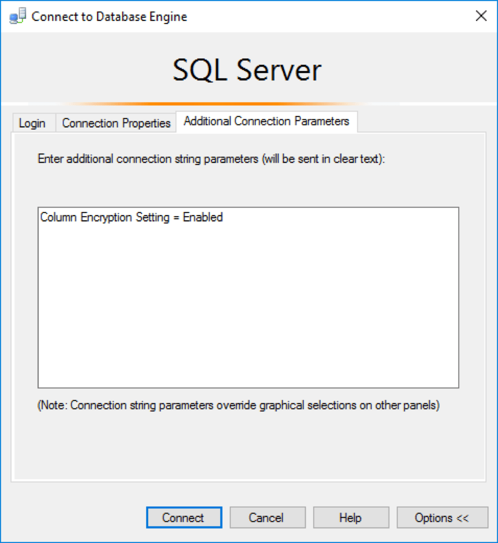 How To View Always Encrypted Data in SQL Server Management