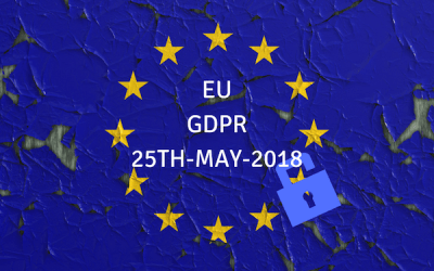 A Few Words about GDPR, Data Privacy, and this Blog