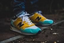 New Balance 577SNS x Sneakersnstuff
