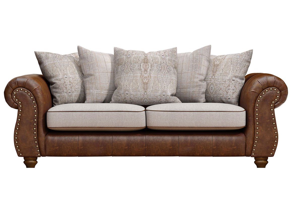 Tan Leather Sofa Sale Hamilton Leather Sofa 206 Cm West