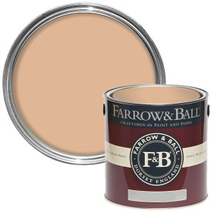 Farrow and Ball Faded Terracotta No. CC8