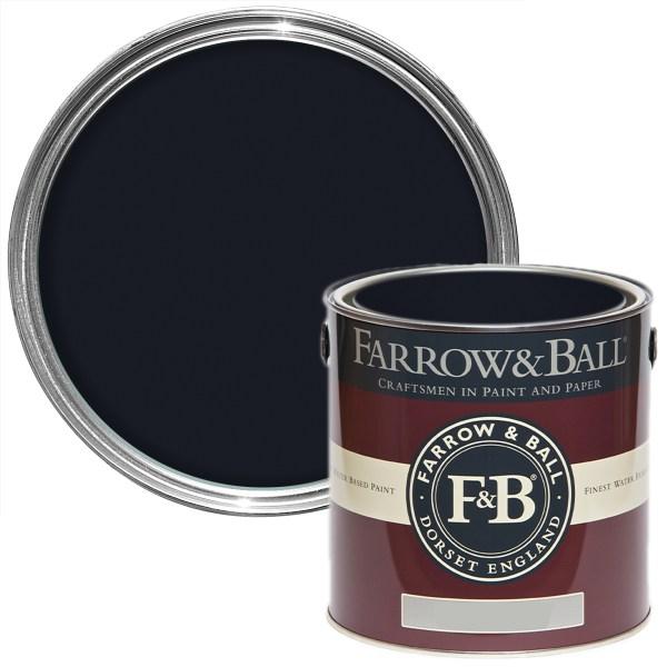 Farrow & Ball Pitch Black No. 256