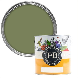 Farrow & Ball Sap Green No. W56