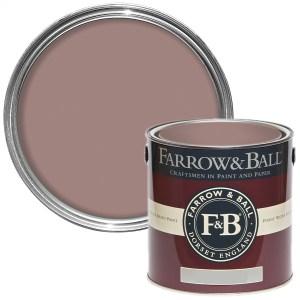 Farrow & Ball Sulking Room Pink No. 295
