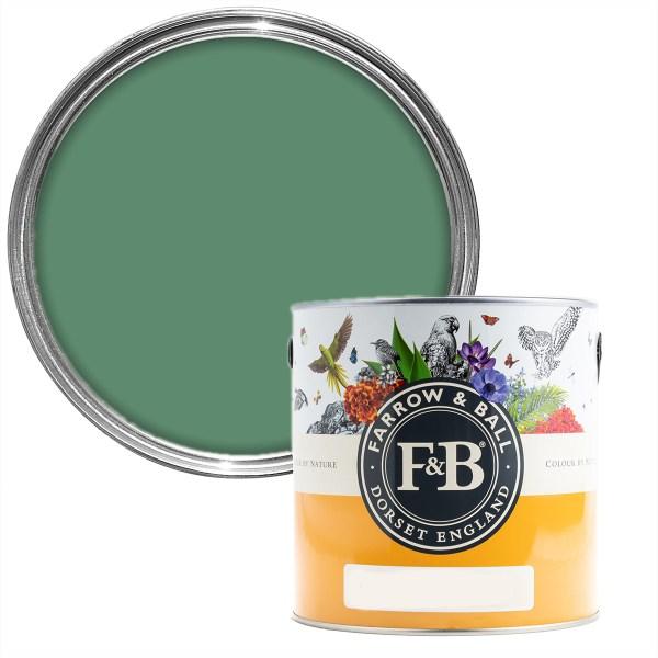 Farrow & Ball Verdigris Green No. W50