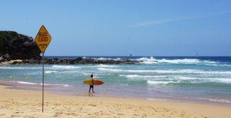 Surf forbidden???