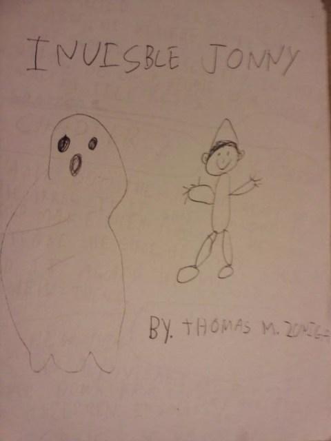 Invisible Jonny