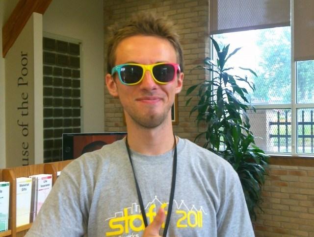 Thomas Mark Zuniga at YouthWorks Milwaukee