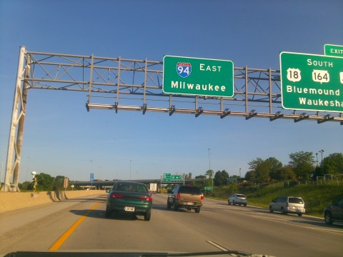 Milwaukee Sign