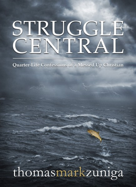 """Struggle Central"" by Thomas Mark Zuniga"