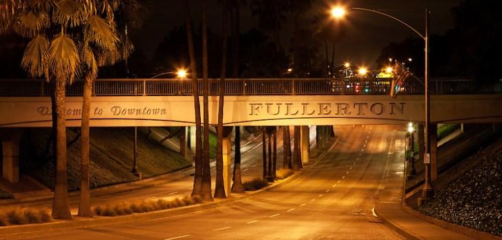 Downtown Fullerton