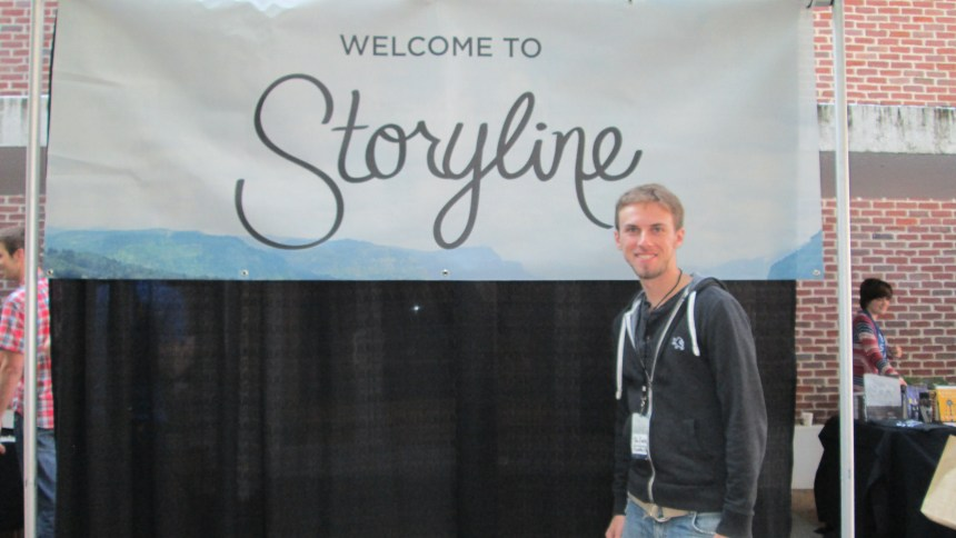 TMZ at the 2013 Storyline Conference in Nashville