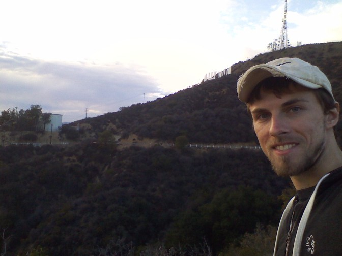 TMZ and Hollywood Sign