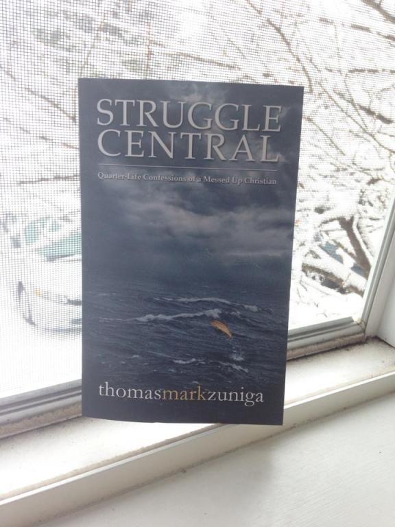 Struggle Central by Thomas Mark Zuniga, winter image