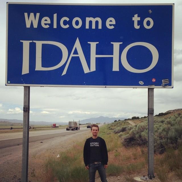 #RunningTo: Idaho