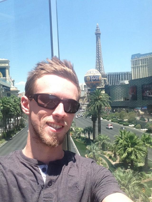 #RunningTo Las Vegas