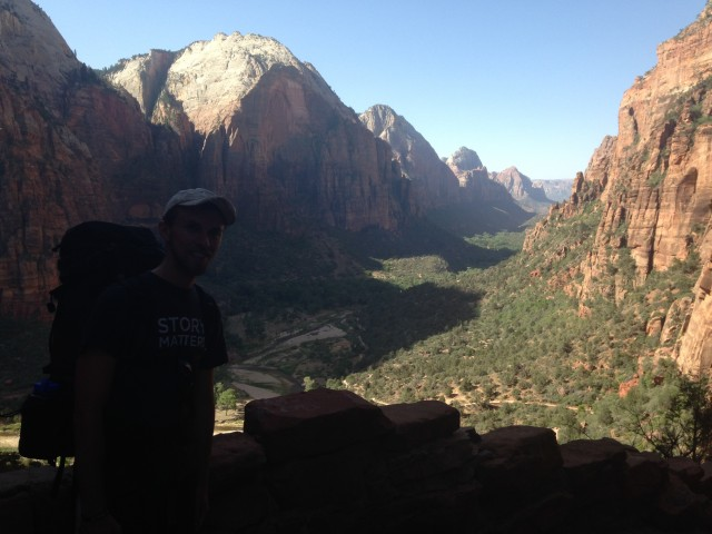 #RunningTo Zion National Park