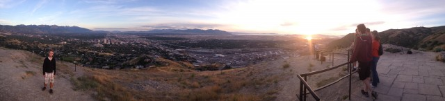 #RunningTo: Salt Lake City