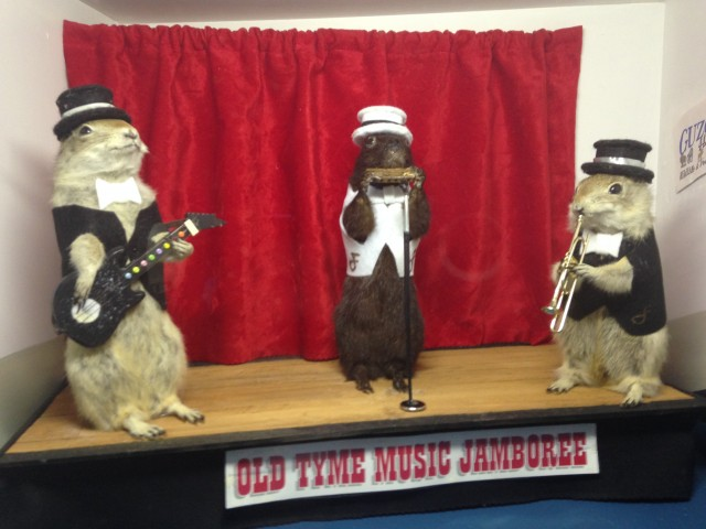 #RunningTo: Gopher Hole Museum