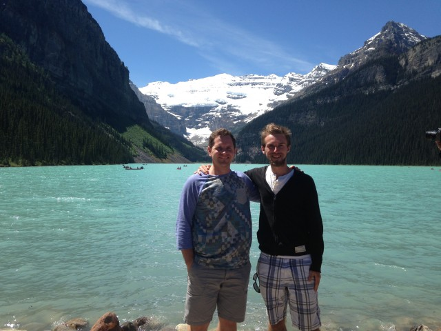 #RunningTo: Lake Louise