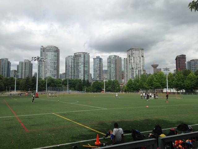 #RunningTo: Vancouver
