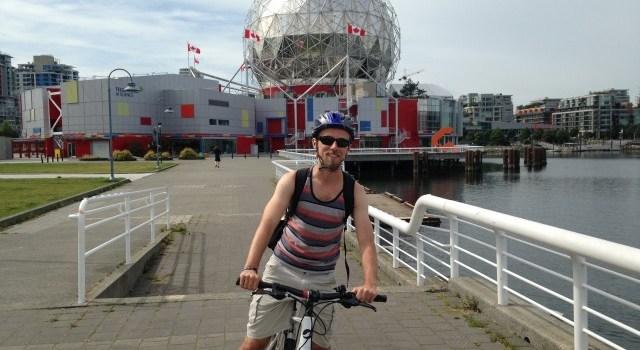 #RunningTo: Vancouver, BC