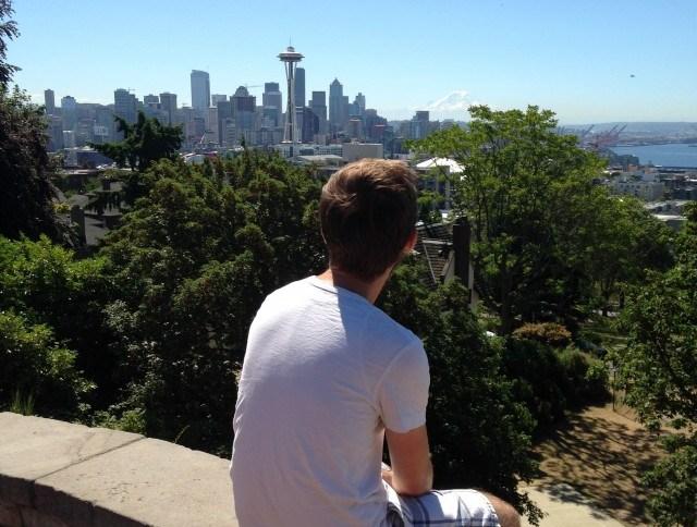 #RunningTo: Seattle