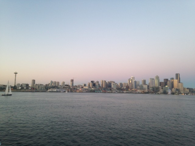 #RunningTo: Seattle