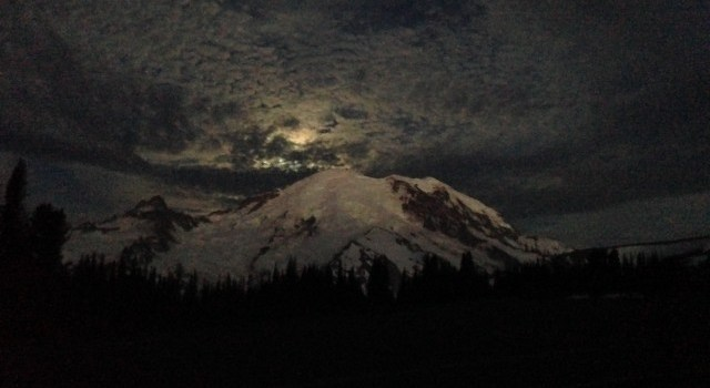 #RunningTo: Mount Rainier