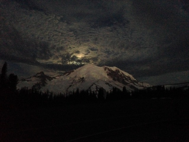 #RunningTo: Mount Rainier