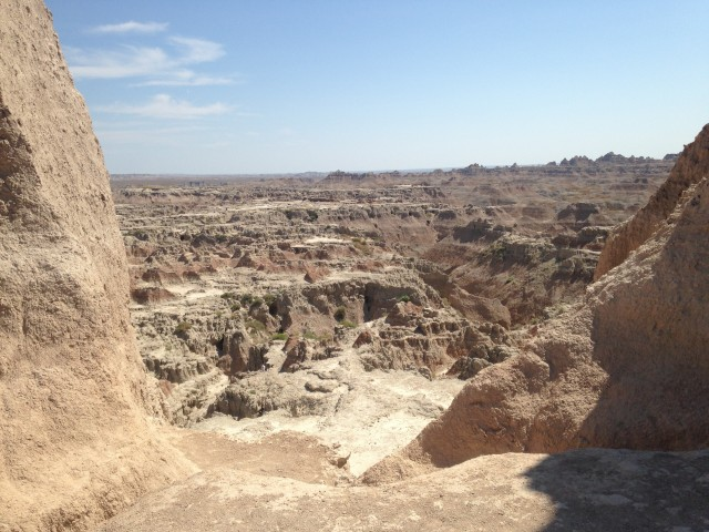 #RunningTo: The Badlands