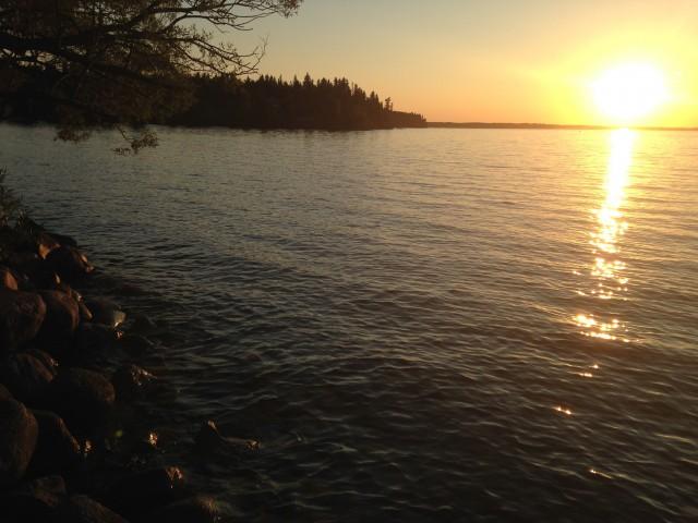 #RunningTo: Clear Lake, MB