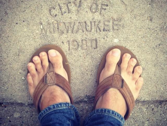 #RunningTo: Milwaukee, WI
