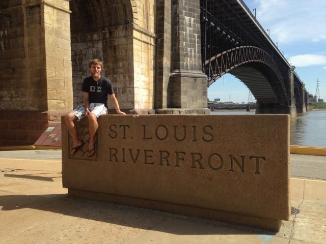 #RunningTo: St. Louis, MO
