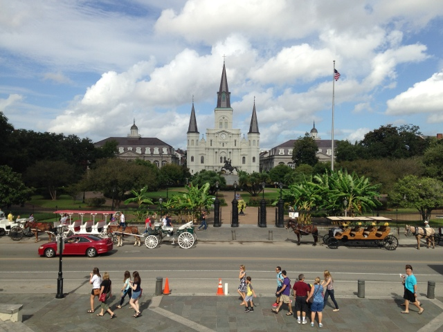 #RunningTo: New Orleans, LA