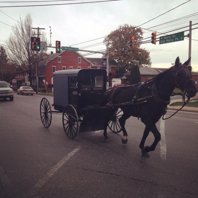 #RunningTo: Amish Country, PA