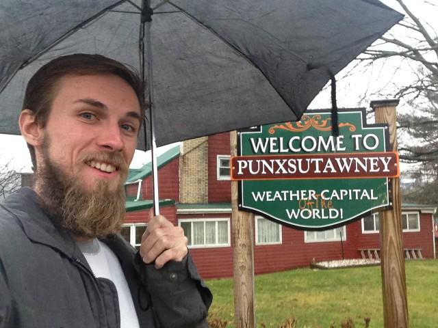 #RunningTo: Punxsutawney, PA