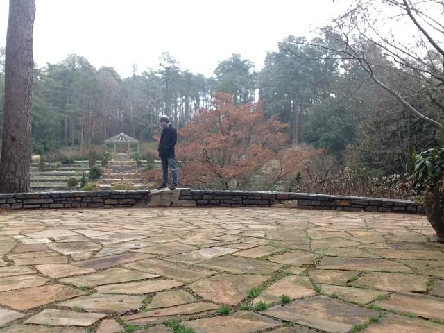 #RunningTo: Duke Gardens, NC