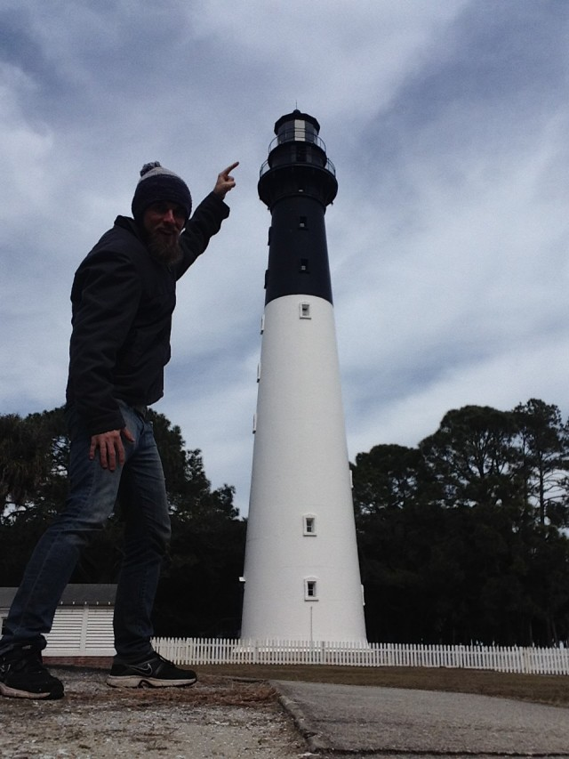 #RunningTo: Hunting Island Lighthouse, SC