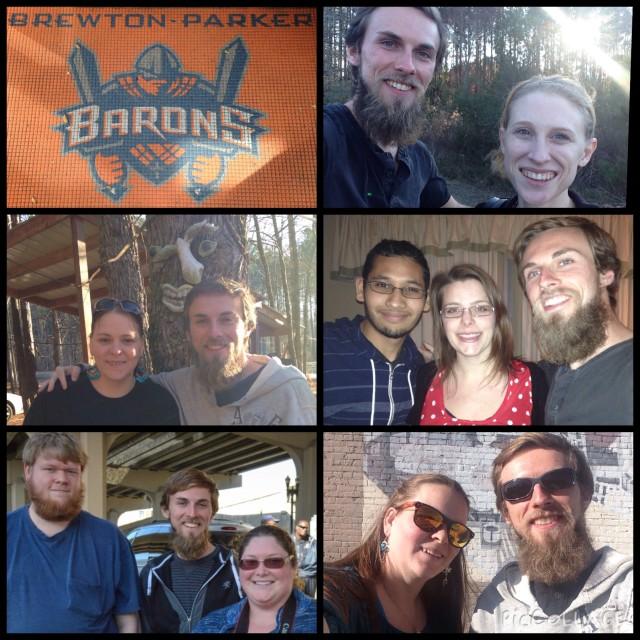 #RunningTo: Brewton-Parker friends