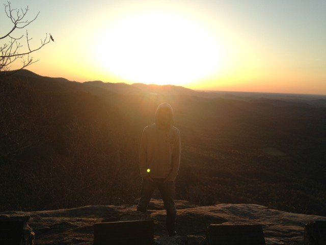 Easter Sunrise; Pretty Place, SC